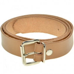 3 X 130 CM-SCISSOR CASE LEATHER BELT