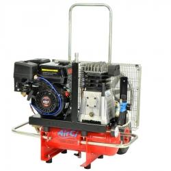 MOTOCOMPRESSORE 6,5 HP 10LT MOTORE KAMA KB65 BENZINA