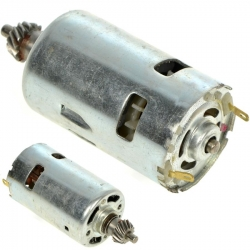 GEARLESS MOTOR SPARE OLIX