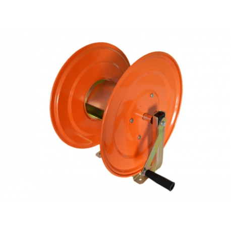 300 MT METAL HIGH PRESSURE CLAMP HOSE REEL FOR SPRAYING